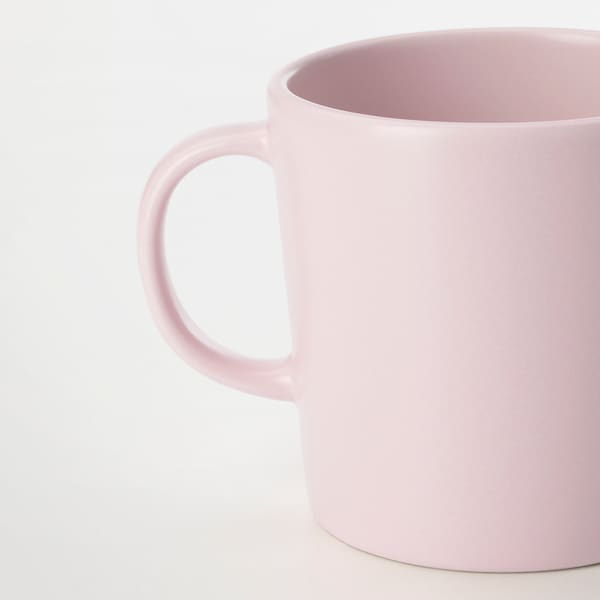 DINERA Mug, light pink, 10 oz