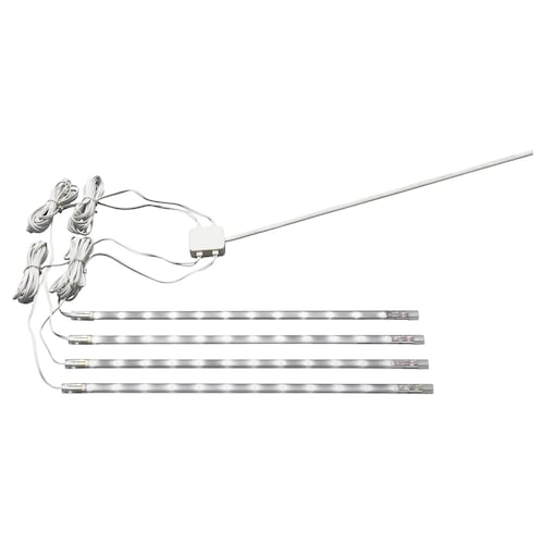 IKEA DIODER Led 4-piece light strip set