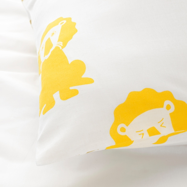 IKEA DJUNGELSKOG Duvet cover and pillowcase(s)