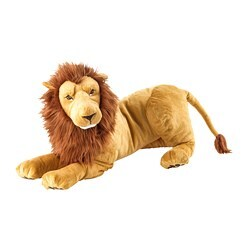 DJUNGELSKOG Soft toy $19.99