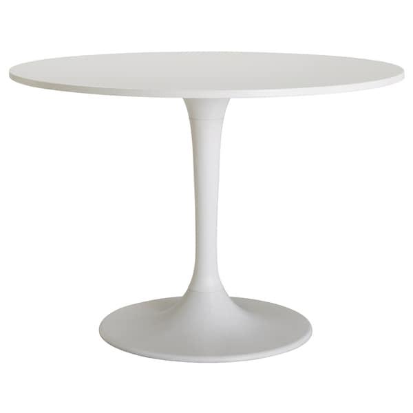 IKEA DOCKSTA / JANINGE Table and 4 chairs