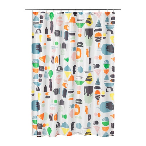 DOFTKLINT Shower curtain - IKEA