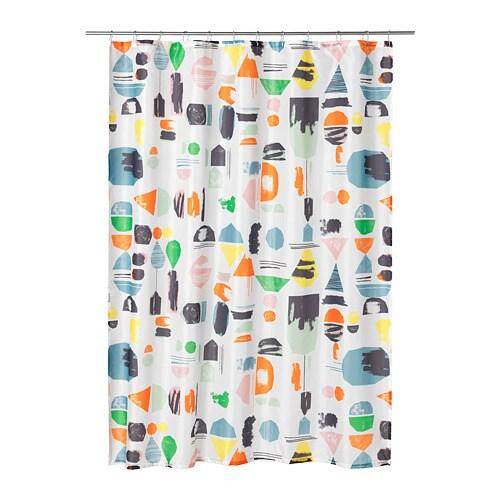 DOFTKLINT Shower Curtain