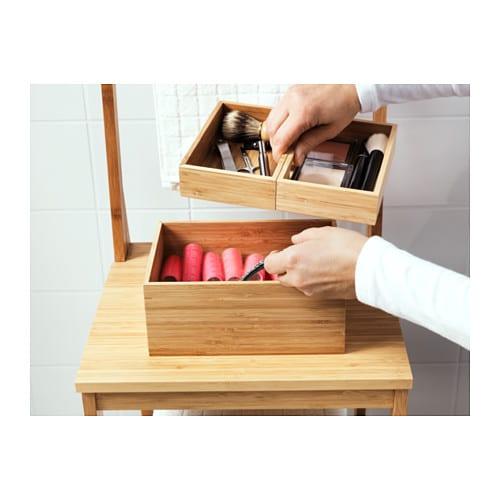 Dragan box set of 3 ikea - Set asciugamani bagno ikea ...