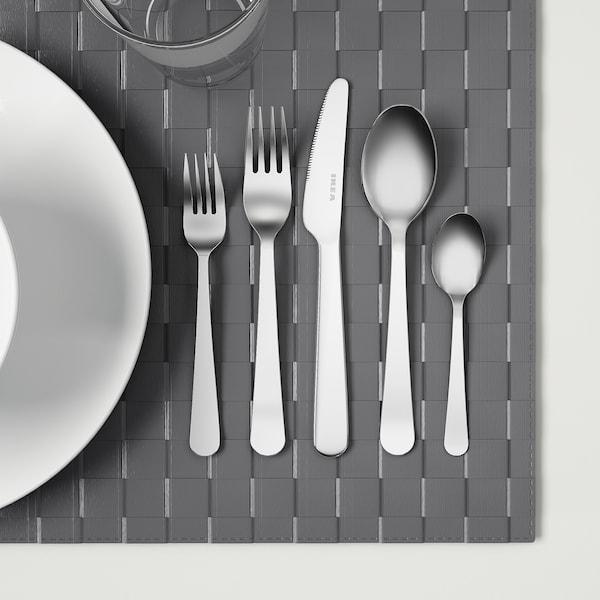 DRAGON 60-piece flatware set stainless steel