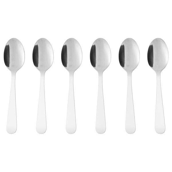"DRAGON Dessert spoon, stainless steel, 6 """