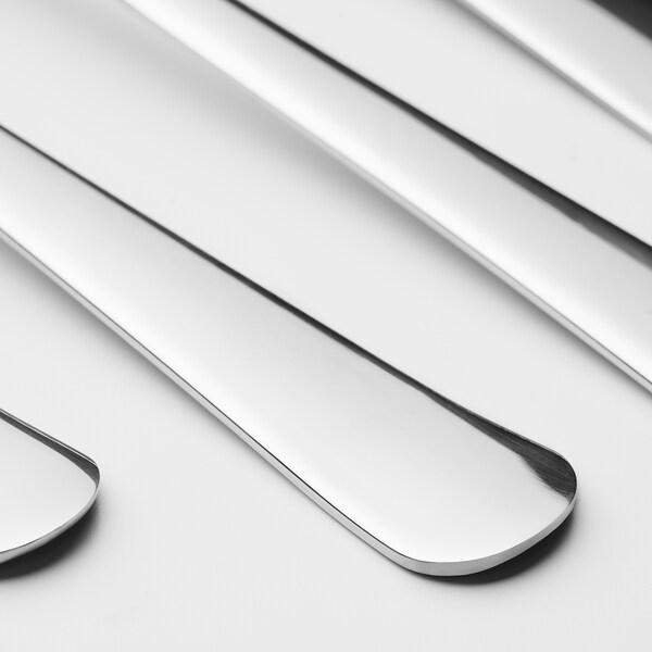 "DRAGON salad/dessert fork stainless steel 6 "" 6 pack"