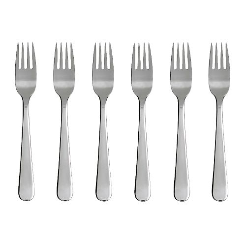 DRAGON Salad/dessert fork, stainless steel