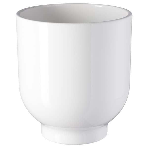 """DRÖMSK Plant pot, white, 6 """""""