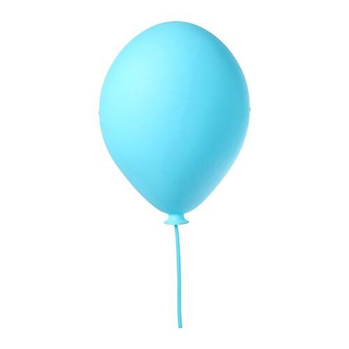 DRÖMMINGE Wall lamp, blue blue -
