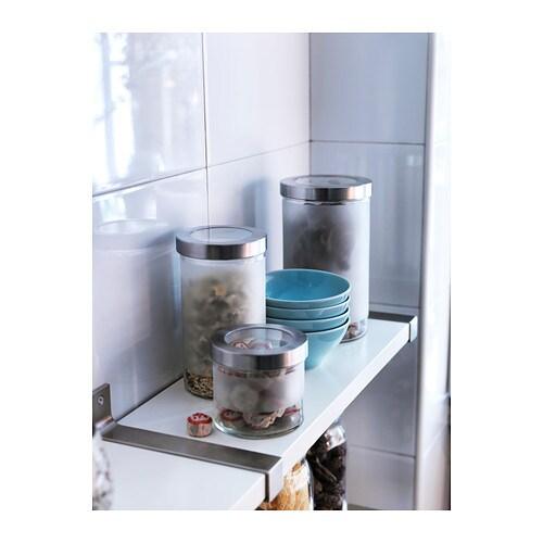Droppar Jar With Lid Ikea