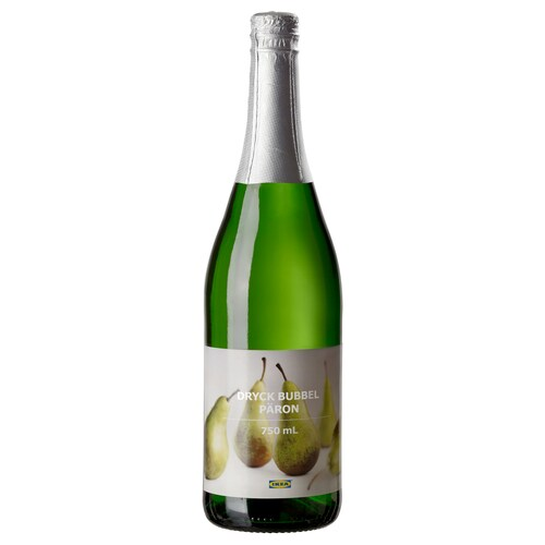 DRYCK BUBBEL PÄRON sparkling pear drink 25.4 oz