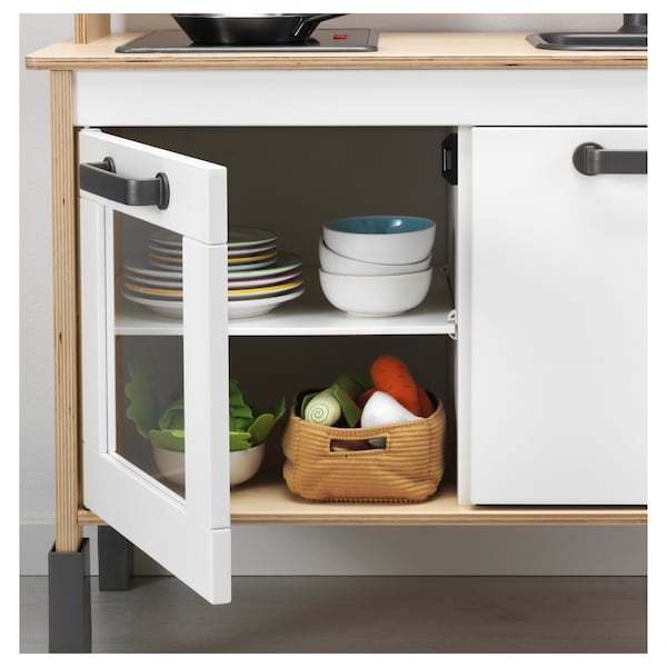 "DUKTIG play kitchen birch 28 3/8 "" 15 3/4 "" 42 7/8 """
