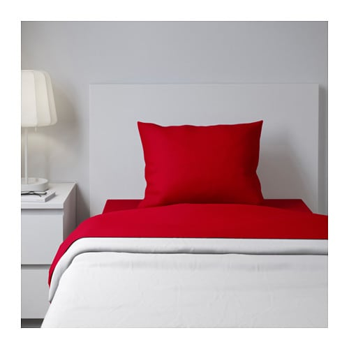 DVALA Sheet Set Twin IKEA