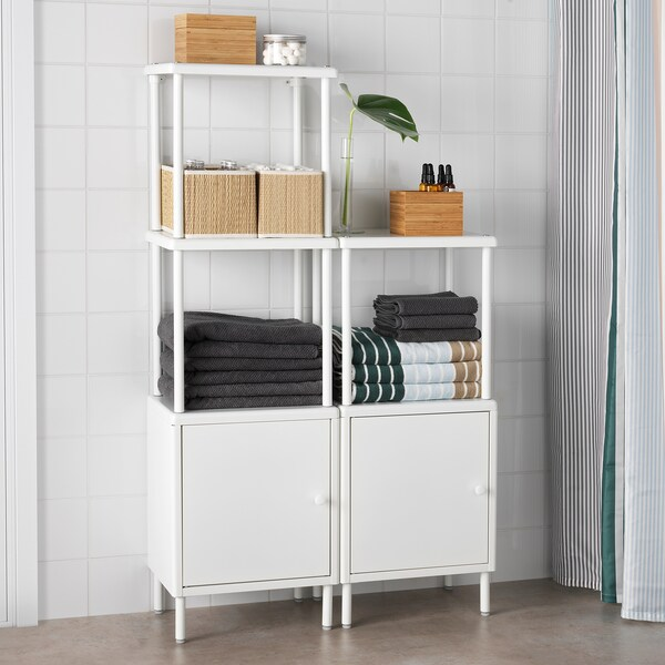 """DYNAN cabinet with door white 15 3/4 """" 10 5/8 """" 21 1/4 """""""