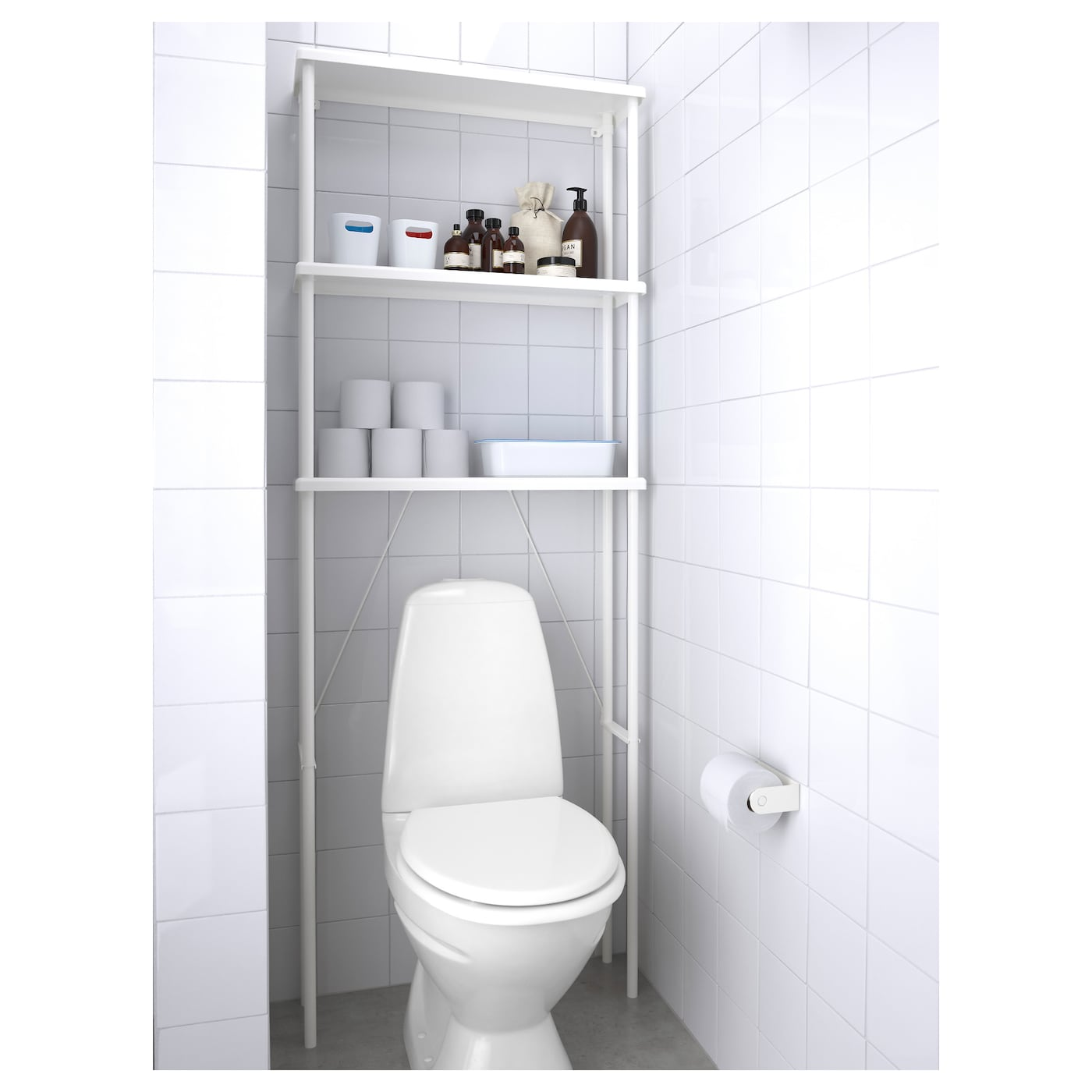 Dynan Open Storage White 27 1 2x7 7