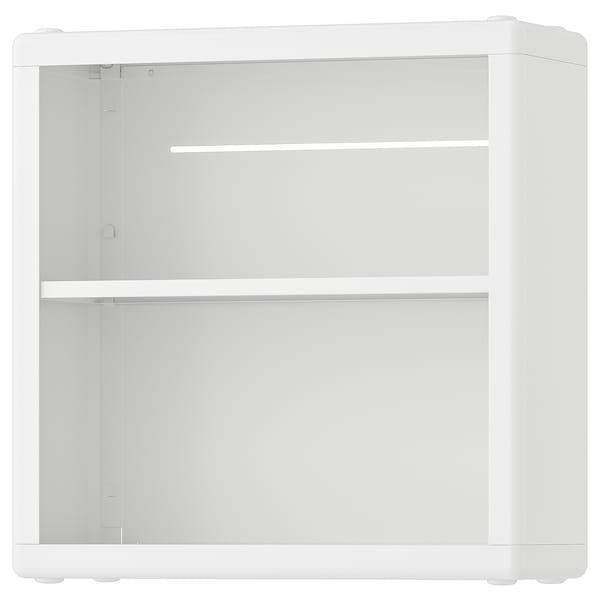 """DYNAN Wall shelf, white, 15 3/4x5 7/8x15 3/4 """""""