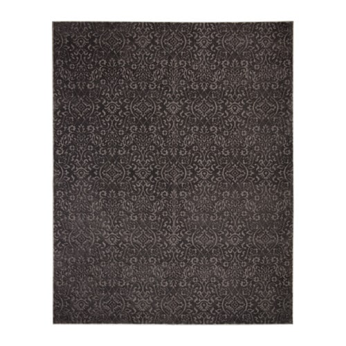 Dynt Rug Low Pile Gray