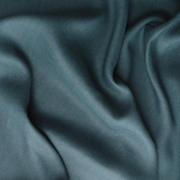 "DYTÅG Curtains, 1 pair, blue, 57x98 """