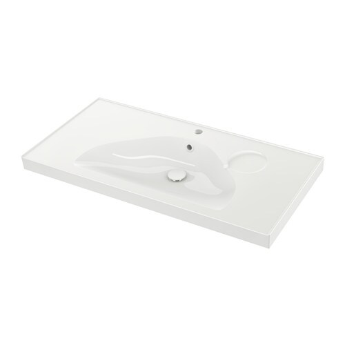 EDEBOVIKEN Sink, 1 bowl IKEA 10-year Limited Warranty.   Read about the terms in the Limited Warranty brochure.