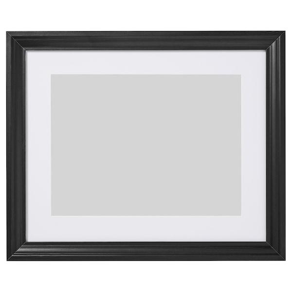 """EDSBRUK Frame, black stained, 16x20 """""""