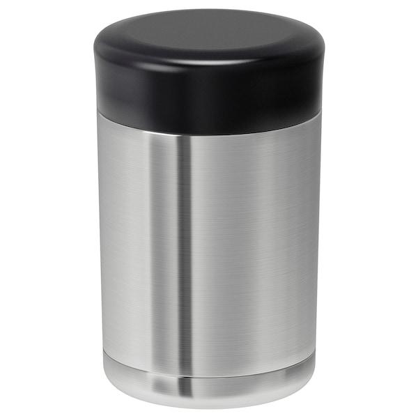 "EFTERFRÅGAD vacuum food container stainless steel 6 "" 17 oz"