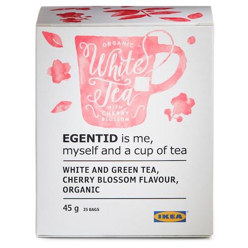 EGENTID white tea cherry blossom/UTZ certified/organic 2 oz