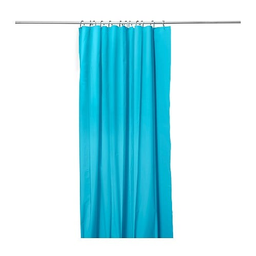 Image Result For Turquoise Curtains Ikea