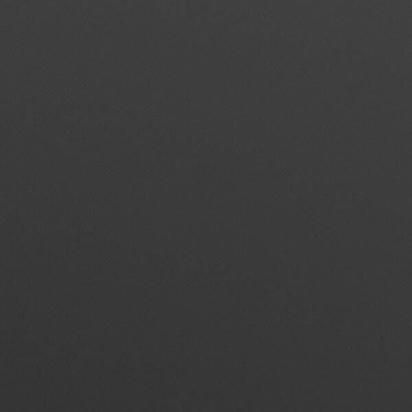 "EKBACKEN countertop matte anthracite/laminate 98 "" 25 5/8 "" 1 1/8 """