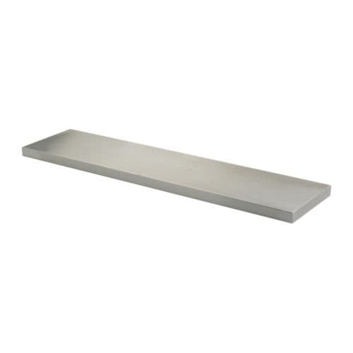 "Kitchen Shelves At Ikea: 31 1/8x7 1/2 """