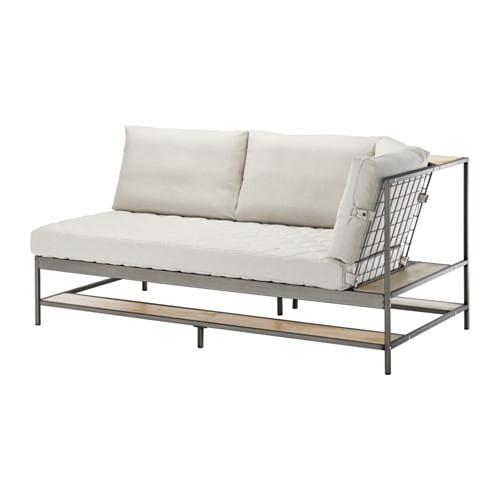Superb EKEBOL Sofa, Katorp Natural Katorp Natural