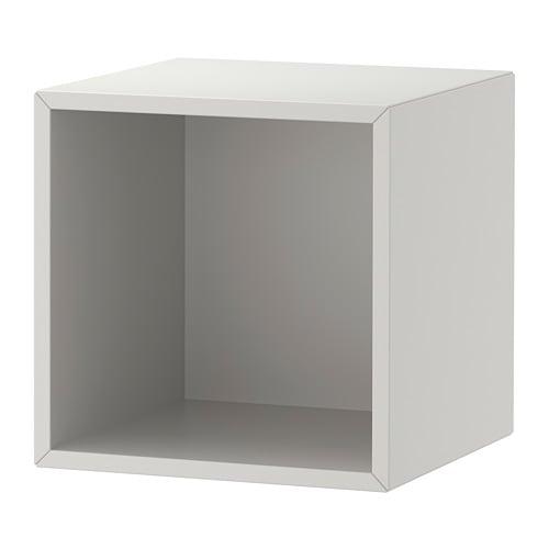 Eket cabinet light gray ikea for Cubi arredamento componibili