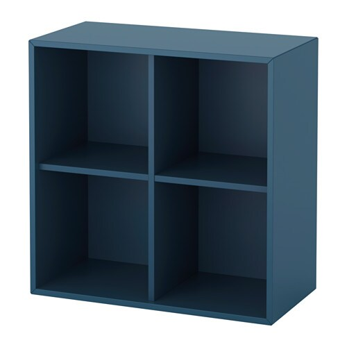 Ordinaire EKET Cabinet With 4 Compartments