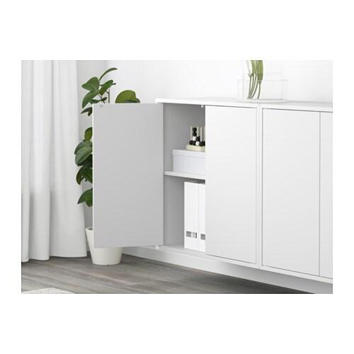 Great EKET Wall Mounted Cabinet Combination   White   IKEA