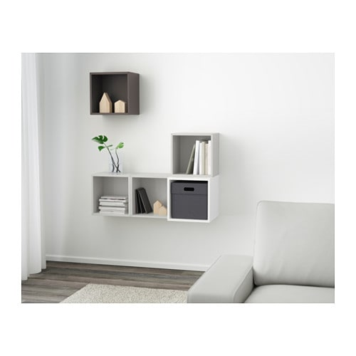 EKET Wall Mounted Cabinet Combination   Multicolor   IKEA