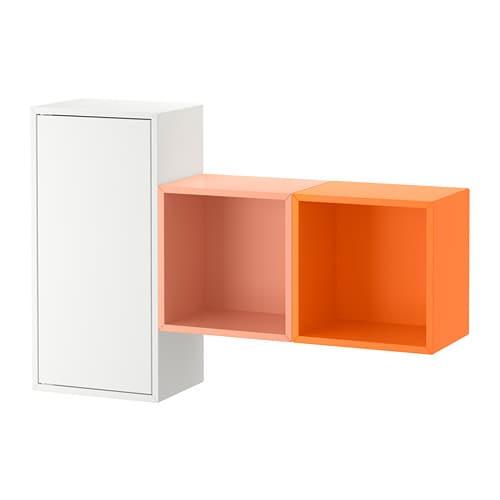 Nice EKET Wall Mounted Cabinet Combination