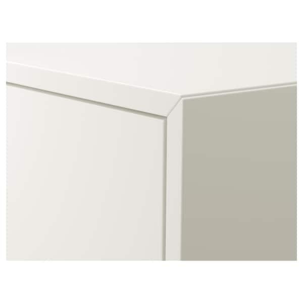 "EKET Wall-mounted cabinet combination, white, 68 7/8x9 7/8x27 1/2 """