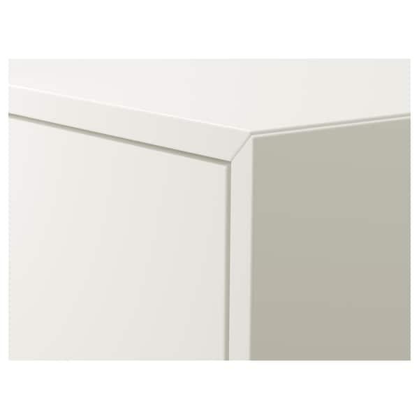 "EKET Wall-mounted cabinet combination, white, 13 3/4x13 3/4x13 3/4 """