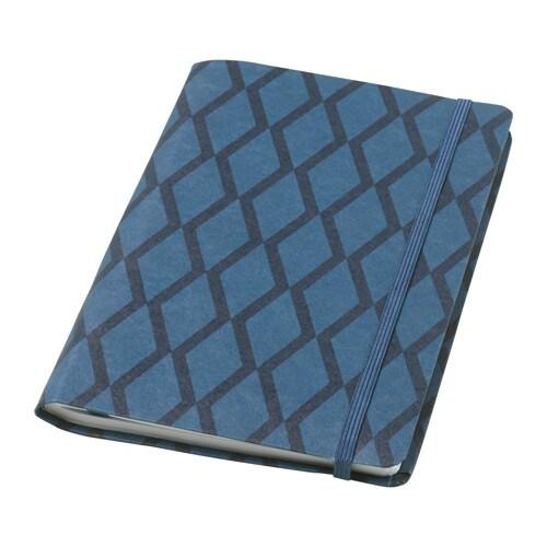 EKLOG Notebook, dark blue