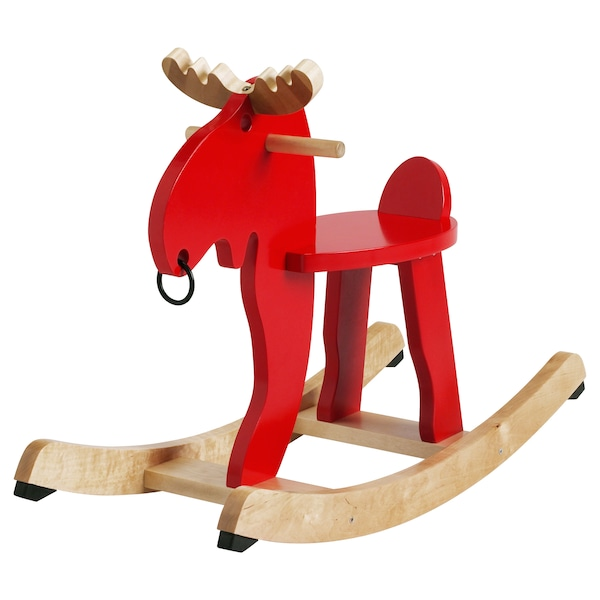 IKEA EKORRE Rocking moose