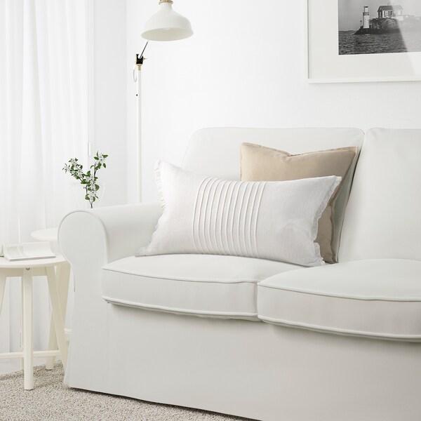 EKTORP 3.5-seat sofa cover Vittaryd white