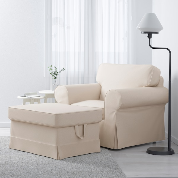 Rp Armchair Lofallet Beige Ikea