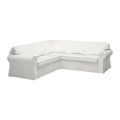 ektorp corner sofa 2 2 vittaryd white ikea. Black Bedroom Furniture Sets. Home Design Ideas
