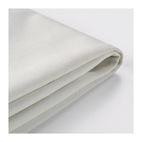 Ektorp Cover For Ottoman Vittaryd White Ikea