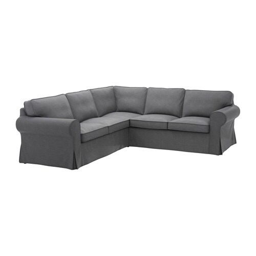 EKTORP Cover For Sectional, 4 Seat   Lofallet Beige   IKEA