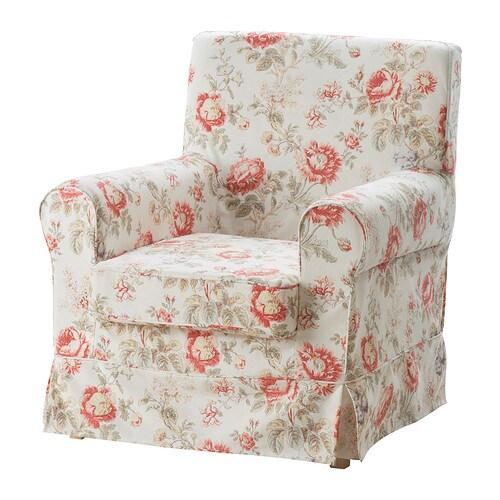 EKTORP JENNYLUND Chair Byvik Multicolor IKEA