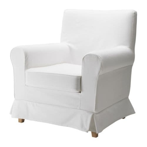 EKTORP JENNYLUND Chair IKEA Easy to keep clean with a removable,machine washable cover.