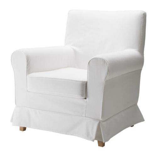 EKTORP JENNYLUND Chair IKEA The cover is easy to keep clean as it is removable and can be machine washed.