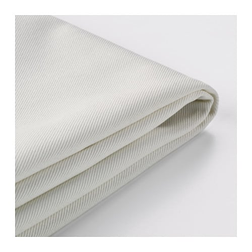 Ektorp Loveseat Cover Vittaryd White Ikea