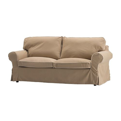 EKTORP Loveseat cover IKEA Easy to keep clean with a removable,machine washable cover.